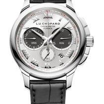 Chopard L.U.C Chrono One 18K White Gold Men's Watch