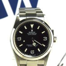 Rolex Explorer I  aus 2002  Ref 114270 Stahl