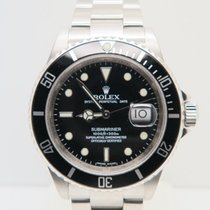 Rolex Submariner Date Black Dial Ref. 16610