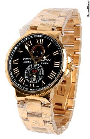 ulysse nardin maxi marine chronometer vendre pour par un trusted seller sur chrono24. Black Bedroom Furniture Sets. Home Design Ideas