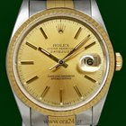 Ρολεξ (Rolex) Datejust 16233 Jubilee 36mm 18k Gold Steel