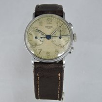 Heuer 1940 Chronograph Valjoux 23