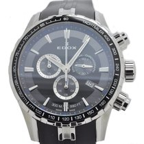 Edox Grand Ocean Chronograph Watch 10226-3CA-NBUN