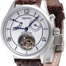 Zeno-Watch Basel -Watch Herrenuhr - Tourbillon Power Reserve -...