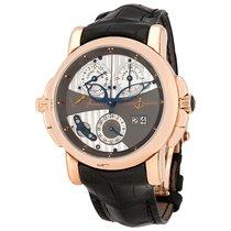 Ulysse Nardin Sonata Cathedral Grey Dial Men's GMT Watch