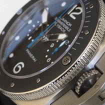 Panerai PAM 615 Luminor Submersible 1950 3 Days Chrono Flyback...