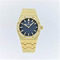 Audemars Piguet 67651BA.ZZ.1261BA.02 Royal Oak Yellow Gold 33mm