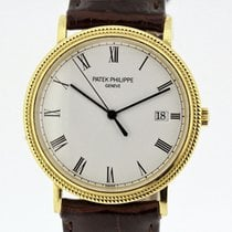 Patek Philippe Calatrava 3944 18K Gold unisex Watch 33mm...