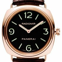 Panerai Radiomir Base Gold 45mm