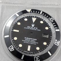 Rolex Fat font Transitional Submariner insert and dial combo