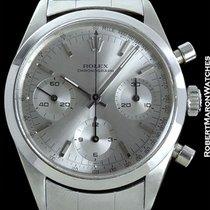 Rolex 6238 Pre-daytona Chronograph Gray Dial Steel