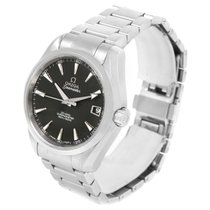 Omega Seamaster Aqua Terra Grey Teak Dial Watch 231.10.39.21.0...