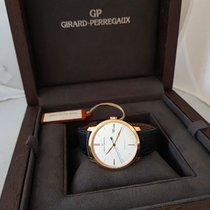 Girard Perregaux 1966 Classique Automatic Silver Dial Men's