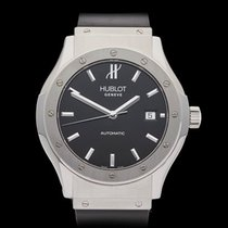 Hublot Classic Fusion Stainless Steel Gents B1915.1