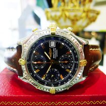 Breitling Chronomat Automatic Stainless Steel Gold 40mm...