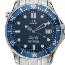 Omega Seamaster Diver Stahl Automatik Armband Stahl 41mm...