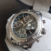 TAG Heuer Link Chronograph CT2111 - Men's watch