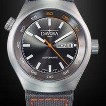 Davosa Trailmaster Automatic Day-Date Inzahlungnahme möglich