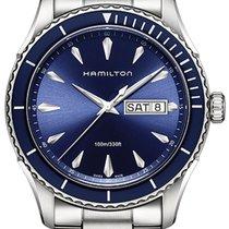 Hamilton Jazzmaster Seaview Quarz Herrenuhr H37551141