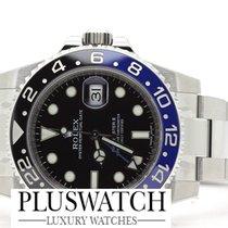 Rolex GMT MASTER II 116710 BLNR BATMAN