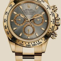 Rolex Daytona Cosmograph 40mm Yellow Gold