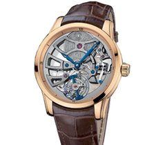 Ulysse Nardin Skeleton Tourbillon Rose Gold