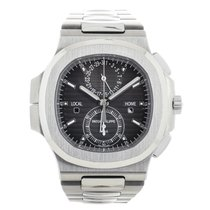 パテック・フィリップ (Patek Philippe) Nautilus Travel-Time Chronograph 5990