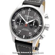 Alpina Startimer Pilot Automatic Chronograph Sunstar -...