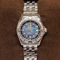 Breitling Callistino A72345 - Diamond Set - Serviced By Breitling