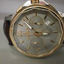 Corum Admirals Cup Legend 42 Chronograph 18k Rose & S/s...