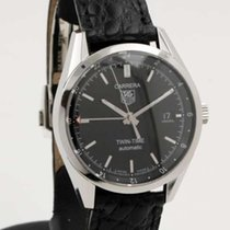 TAG Heuer Carrera Twin Time Calibre 7 - GMT - serviced WV2115