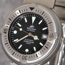 Philip Watch Caribbean Automatic Professional oversize diving...
