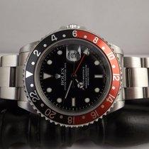 Rolex Gmt Master II ref. 16710 seriale F Box & Paper coke be