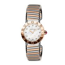 Bulgari Tubogas Ladies 26mm Watch 102147