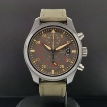 IWC Pilot's Chrono Limited Edition Top Gun Miramar IW388002...