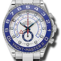 Rolex YachtMaster II Steel 116680