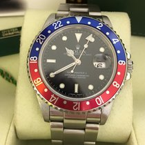 Rolex GMT-Master II Stick Dial Pepsi Like