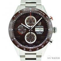 タグ・ホイヤー (TAG Heuer) Carrera Chronograph Day Date (NEW)