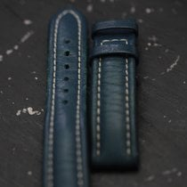 Breitling Leather Watchstrap  Length: 19 cm Width: 18 mm