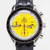Omega Michael Schumacher Speedmaster Yellow