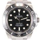 """Ρολεξ (Rolex) Submariner """"No date"""" 114060 Full Set"""