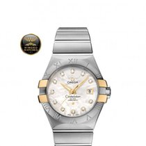 Omega - Constellation Co-Axial 31 MM