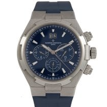 Vacheron Constantin Overseas  Chronograph Steel Blue