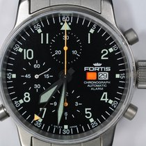 Fortis Flieger Chronograph Automatic Alarm / Nr. 1330
