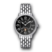 Jaeger-LeCoultre Rendez-vous Night & Day 34mm Ladies Watch...