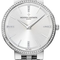Vacheron Constantin 81577/v01g-9270 Traditionnelle White Gold...
