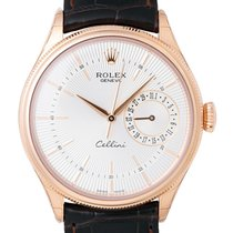 Rolex Cellini Date Ref. 50515  Silber