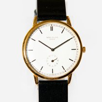 Patek Philippe Calatrava 3893 Manual Winding Mechanical 18k...