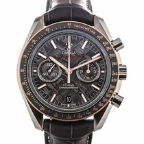 Omega Speedmaster Moonwatch Co-Axial Chronograph Meteorite