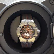 Hublot Big Bang Ferrari Unico Carbon 45mm limitiert 500 St.